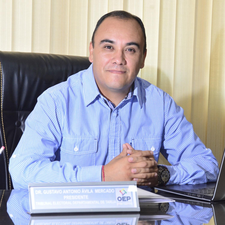 Dr. Gustavo Antonio Ávila Mercado
