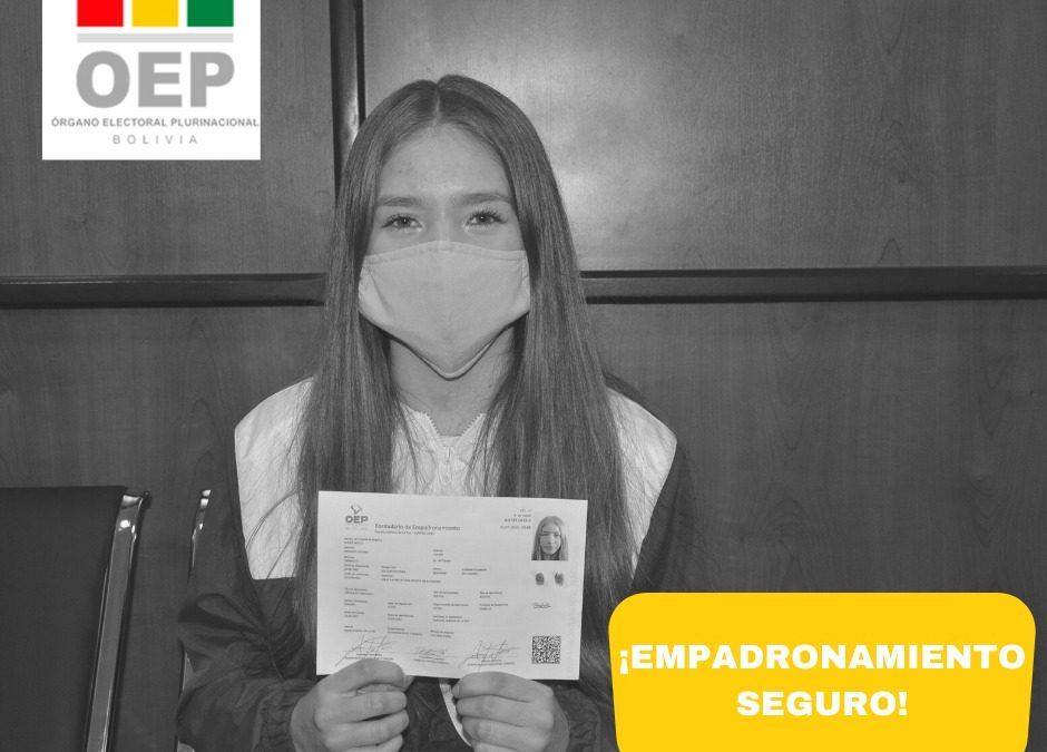 EL SERECÍ TARIJA HABILITA 3 CENTROS DE EMPADRONAMIENTO PERMANENTE
